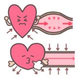 収縮期血圧と拡張期血圧のサムネ