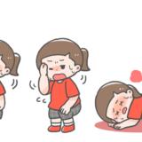【医療・夏】熱中症の症状のかわいいフリーイラスト