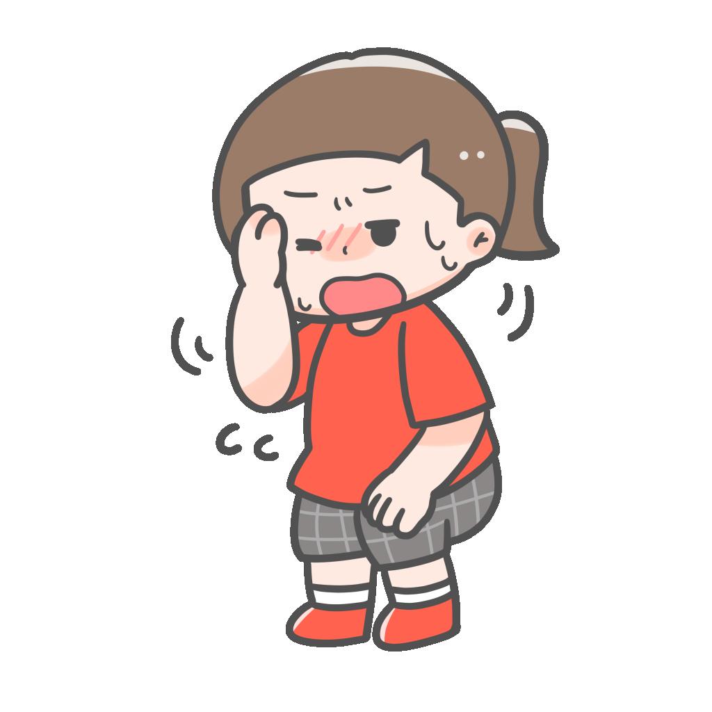 熱中症の症状②