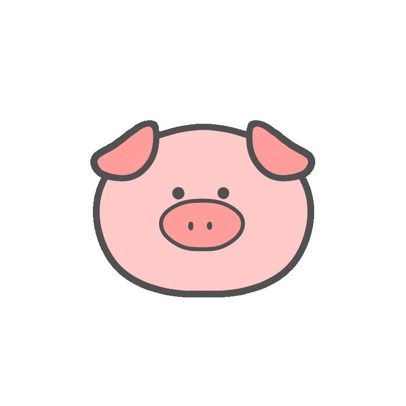 豚さんアイコン